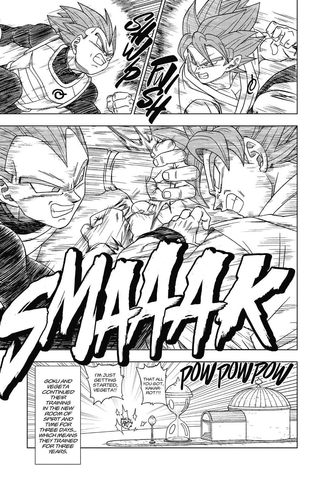 Dragon Ball Super Chapter 7 Page 11