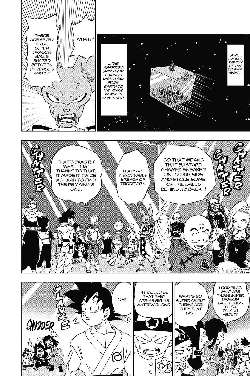 Dragon Ball Super Chapter 7 Page 12