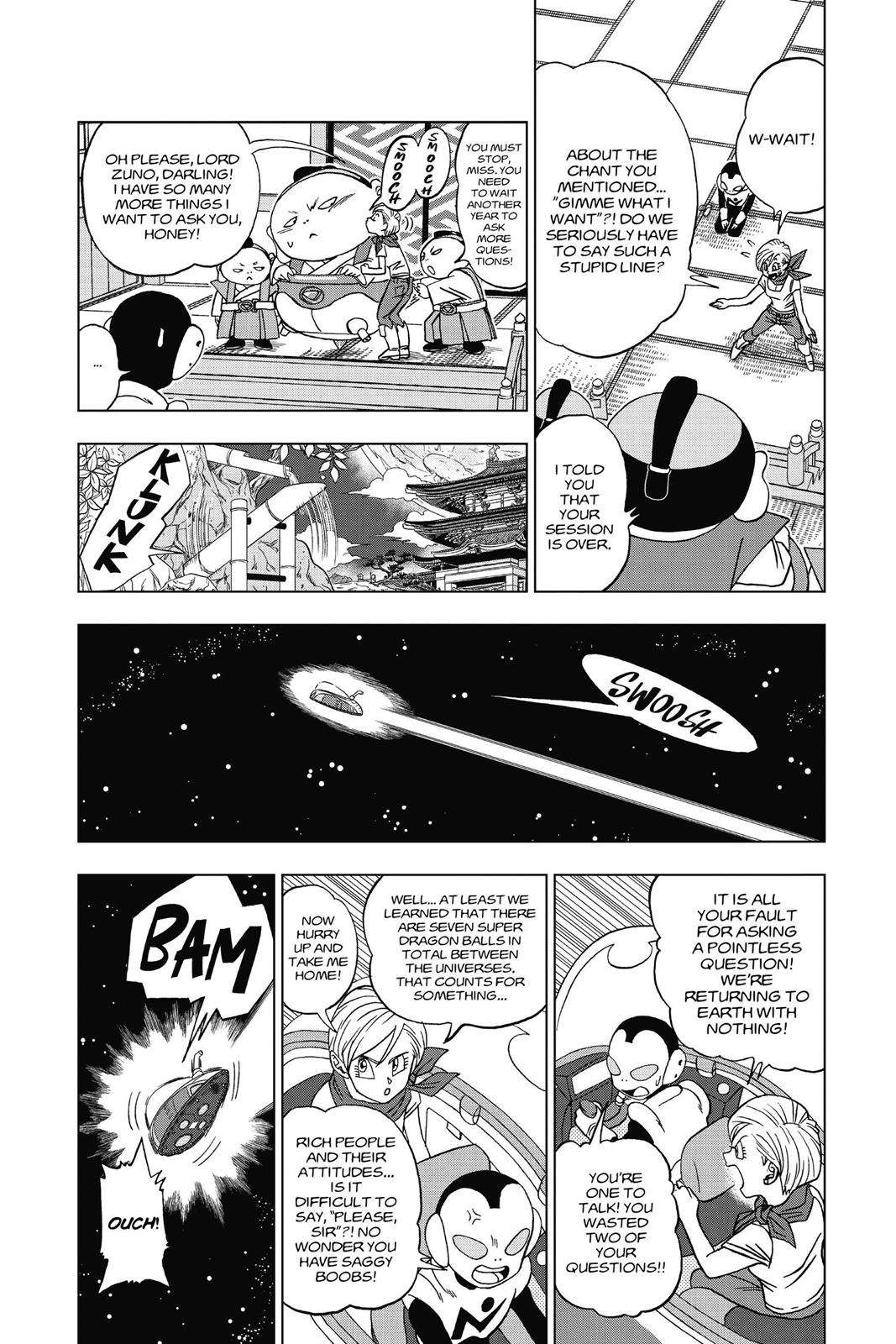 Dragon Ball Super Chapter 7 Page 7