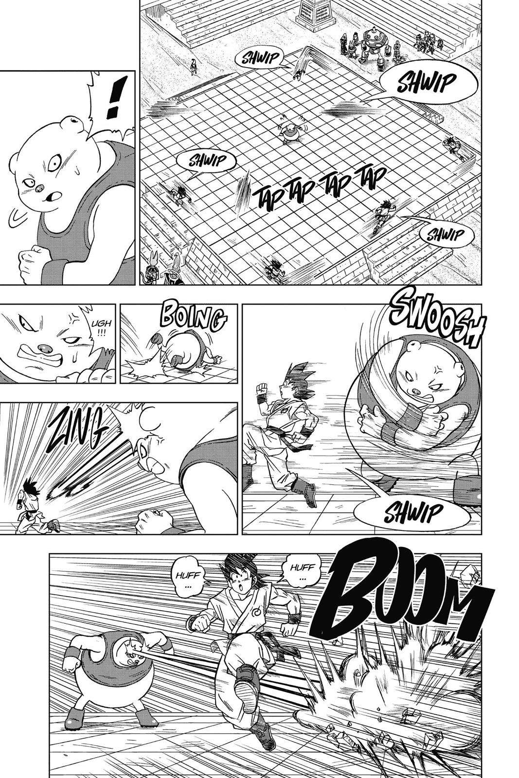 Dragon Ball Super Chapter 8 Page 15