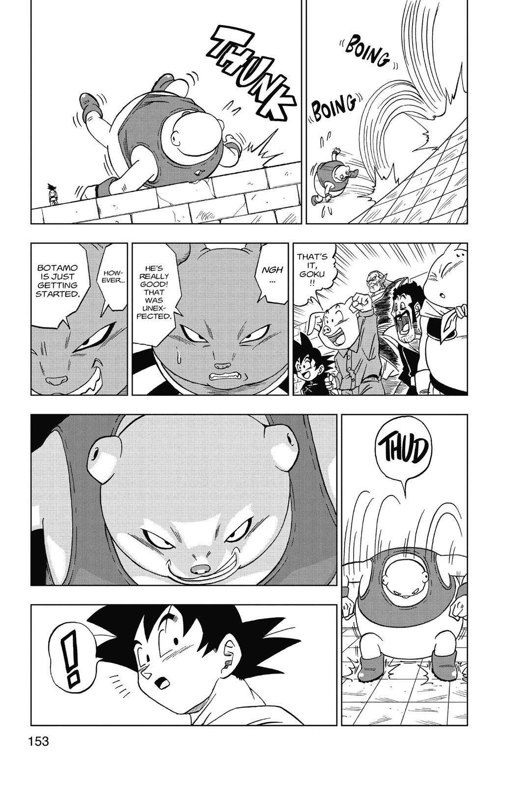 Dragon Ball Super Chapter 8 Page 19