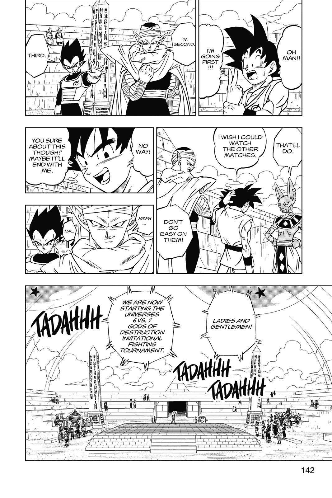 Dragon Ball Super Chapter 8 Page 8
