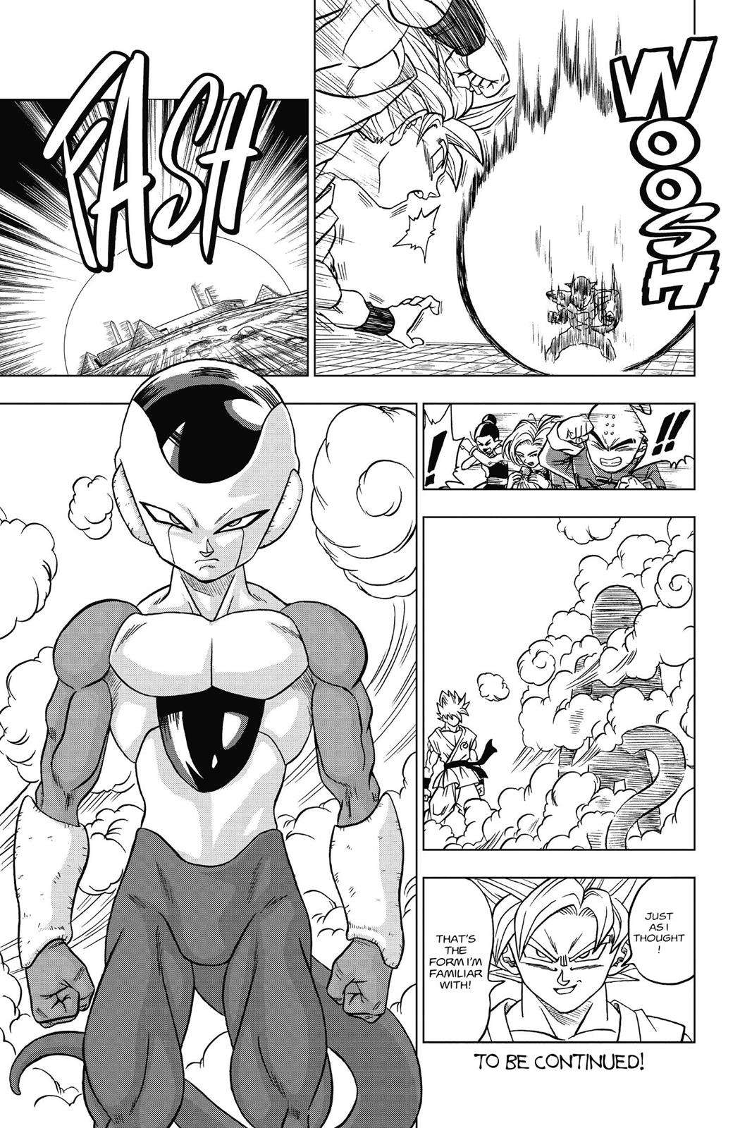 Dragon Ball Super Chapter 9 Page 31