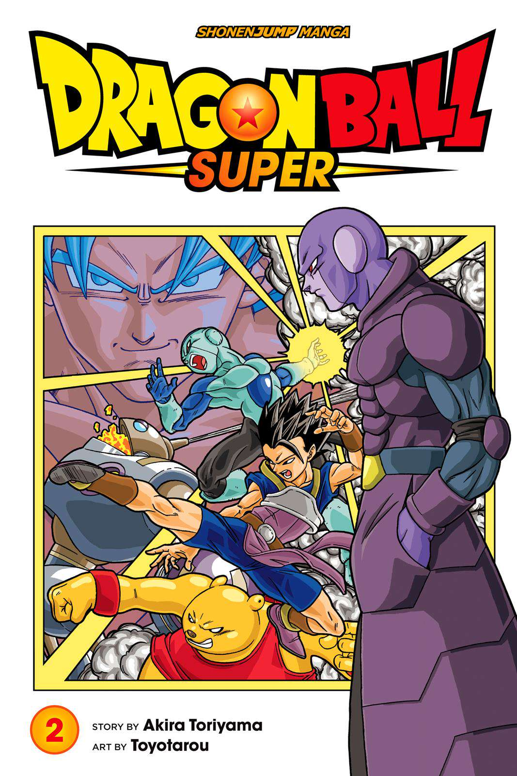Dragon Ball Super Chapter 10 Page 1