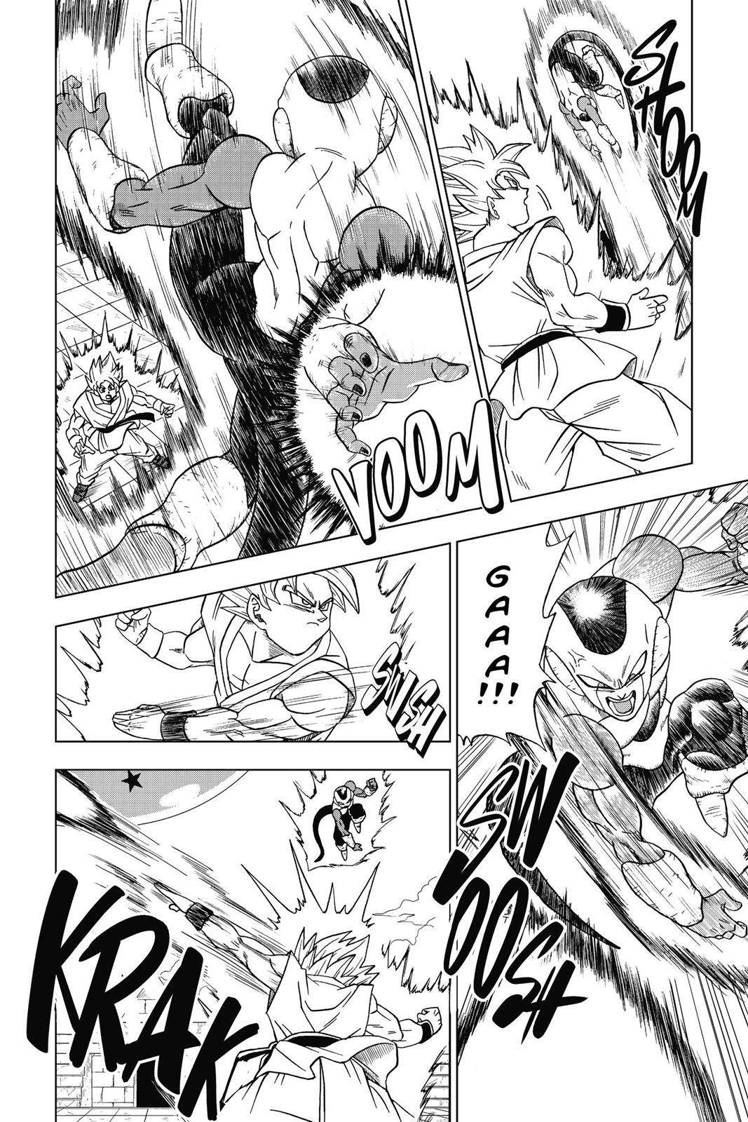 Dragon Ball Super Chapter 10 Page 11