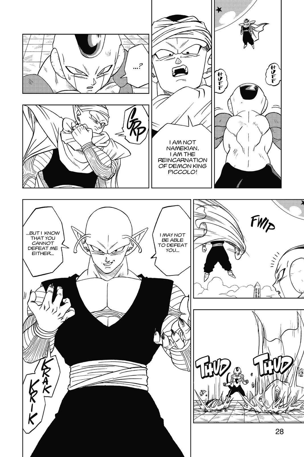 Dragon Ball Super Chapter 10 Page 29