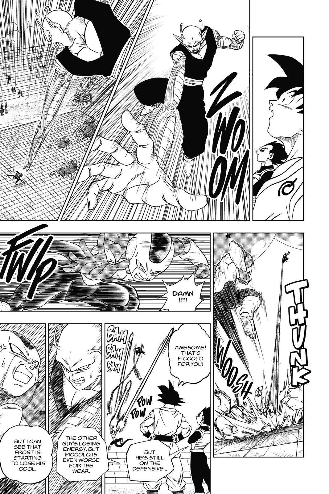 Dragon Ball Super Chapter 10 Page 30