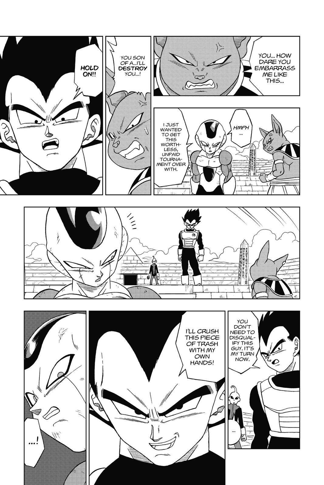 Dragon Ball Super Chapter 10 Page 38