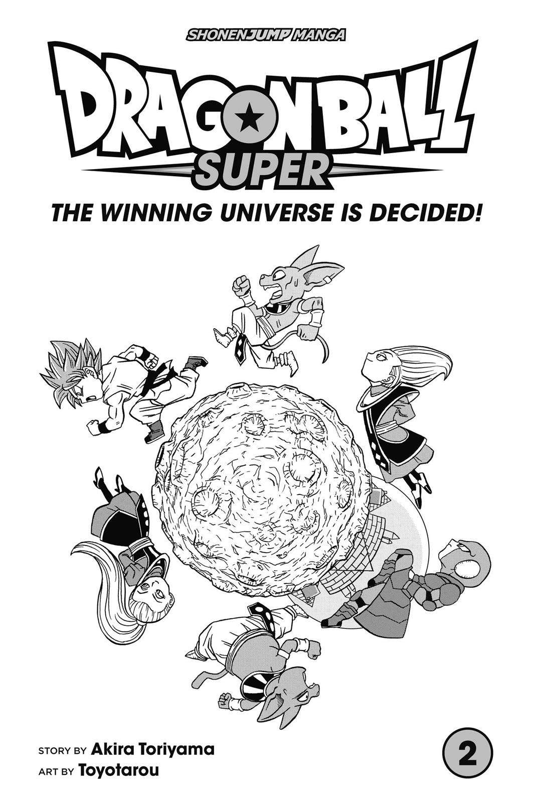 Dragon Ball Super Chapter 10 Page 4