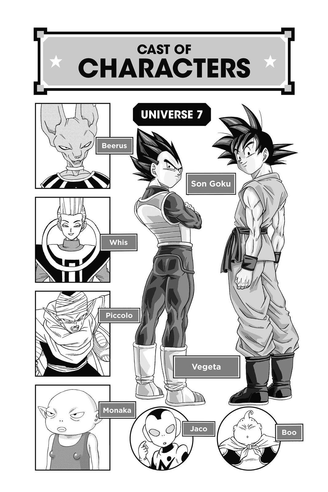 Dragon Ball Super Chapter 10 Page 5