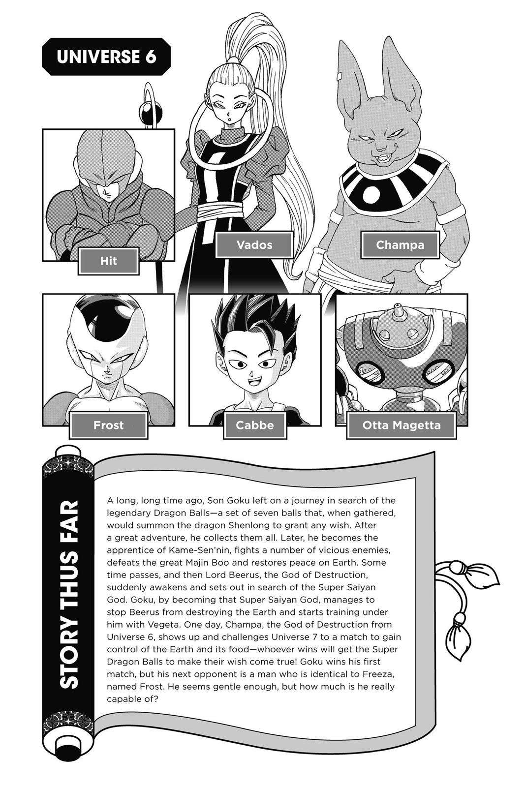 Dragon Ball Super Chapter 10 Page 6