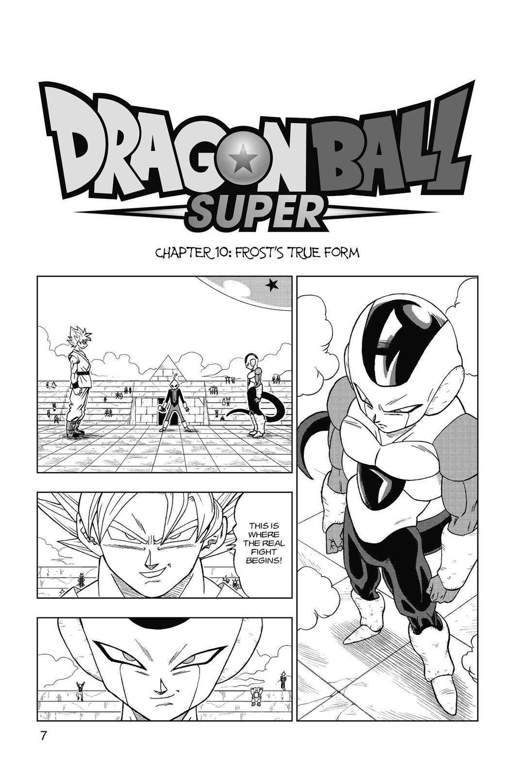 Dragon Ball Super Chapter 10 Page 8