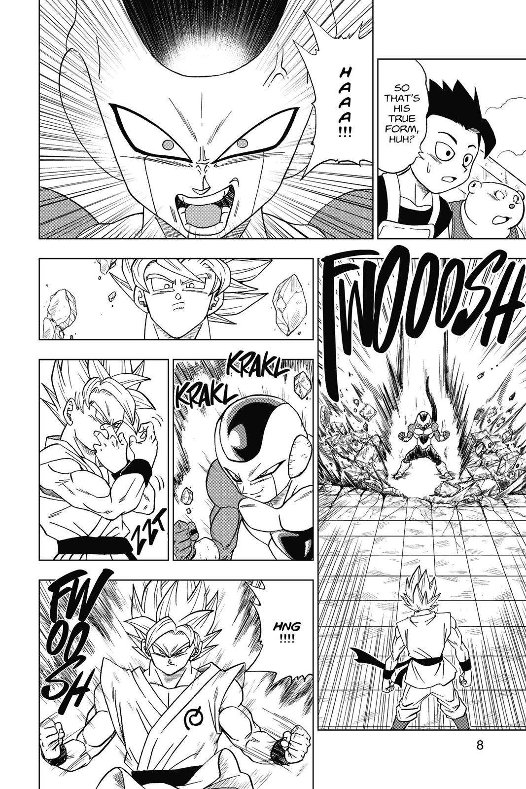 Dragon Ball Super Chapter 10 Page 9