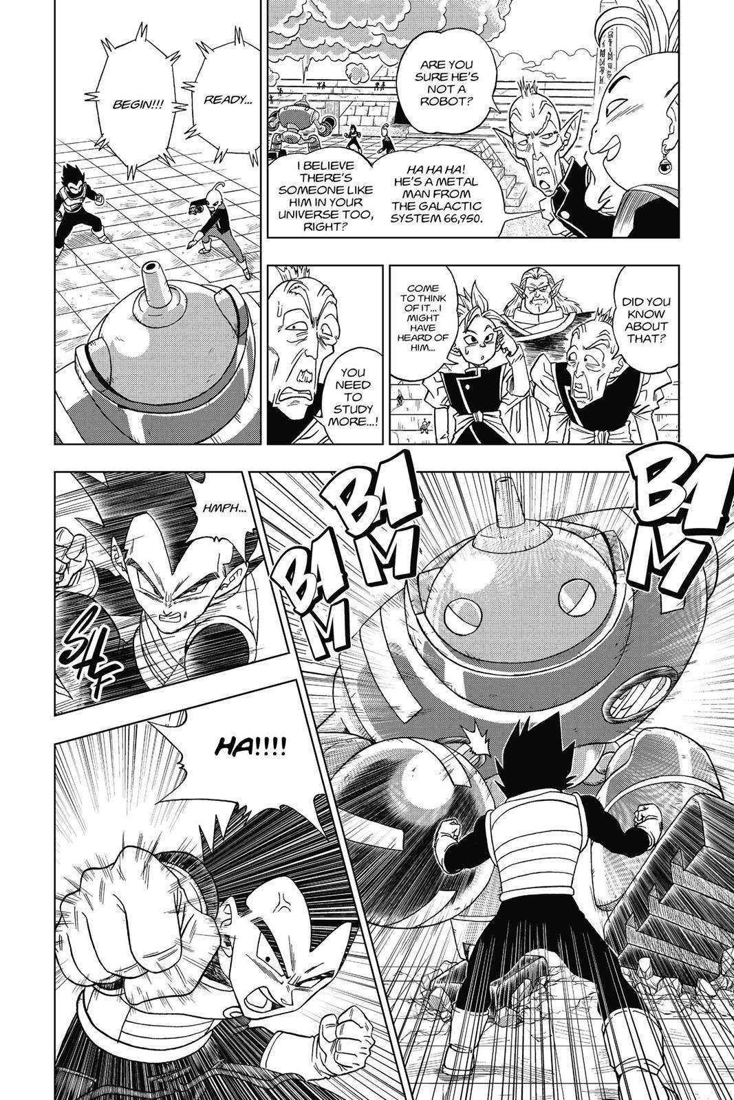Dragon Ball Super Chapter 11 Page 10