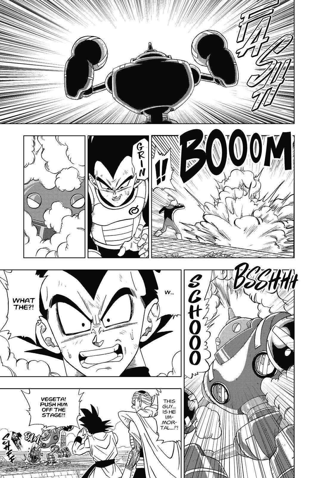 Dragon Ball Super Chapter 11 Page 13
