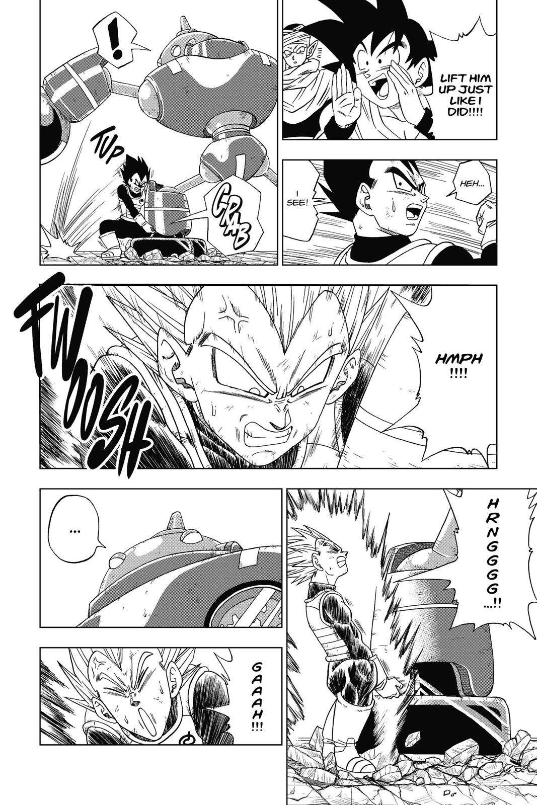 Dragon Ball Super Chapter 11 Page 14