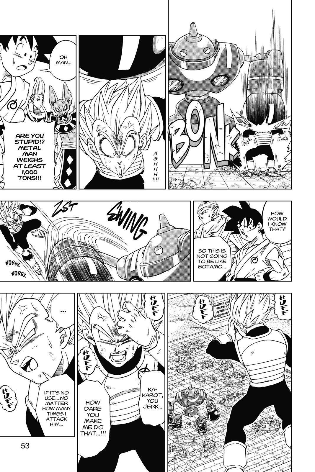 Dragon Ball Super Chapter 11 Page 15