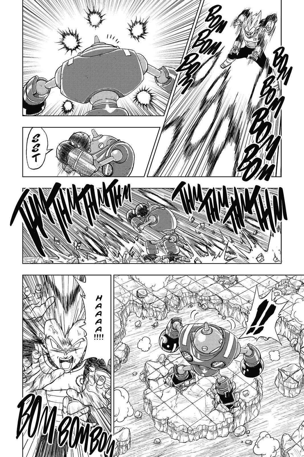 Dragon Ball Super Chapter 11 Page 16