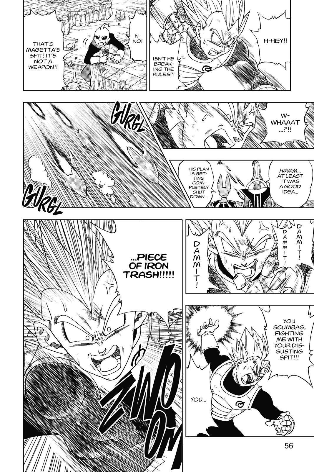 Dragon Ball Super Chapter 11 Page 18