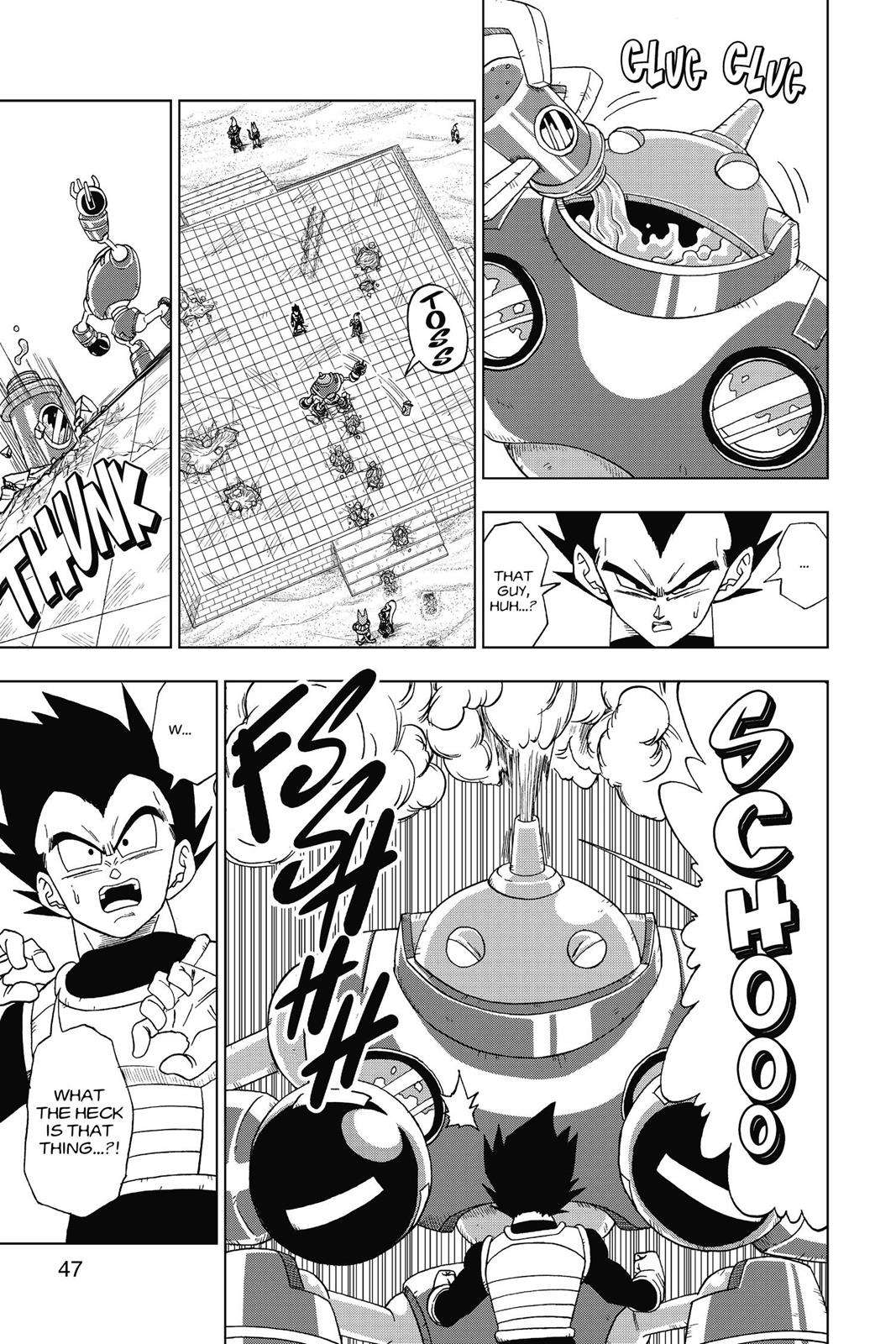 Dragon Ball Super Chapter 11 Page 9
