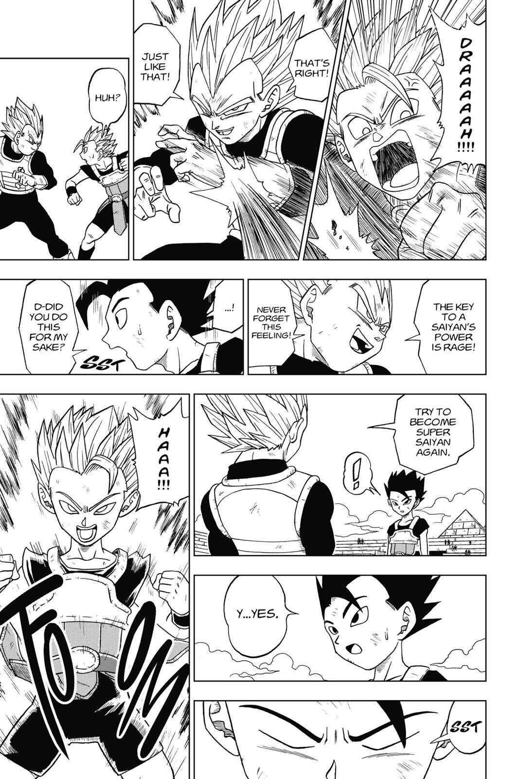 Dragon Ball Super Chapter 12 Page 13