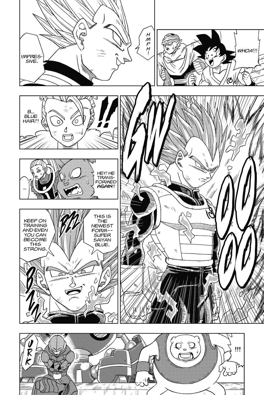 Dragon Ball Super Chapter 12 Page 14