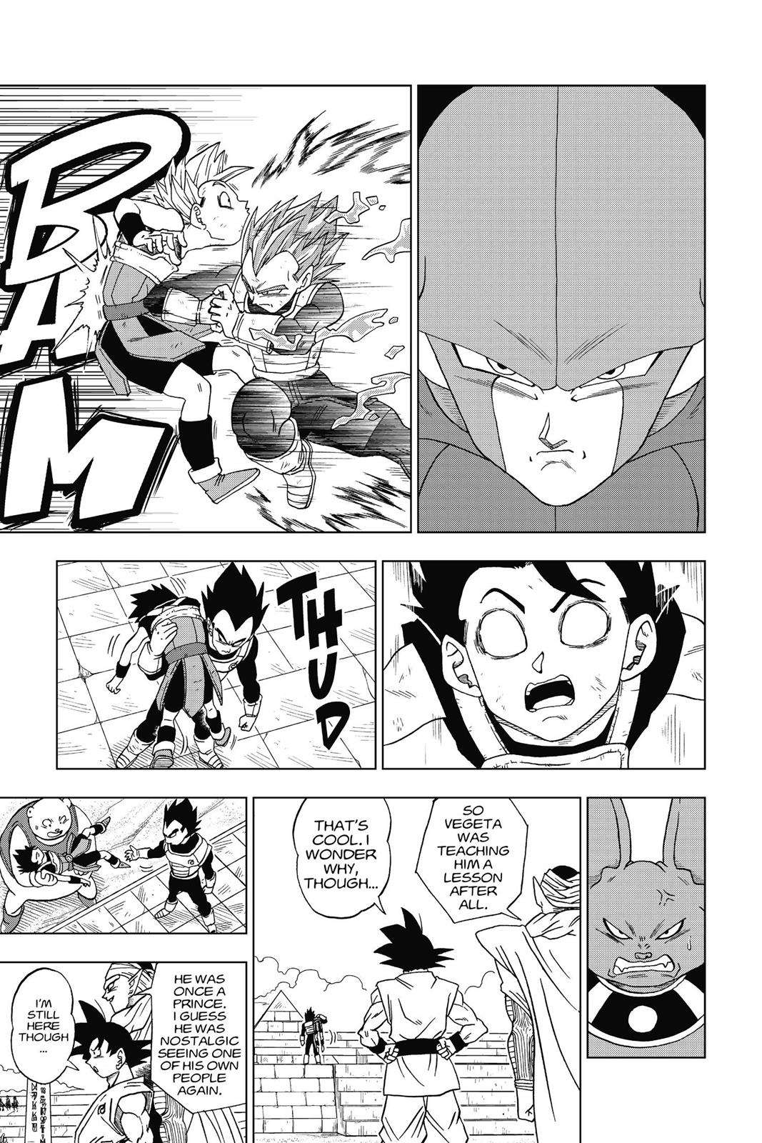 Dragon Ball Super Chapter 12 Page 15