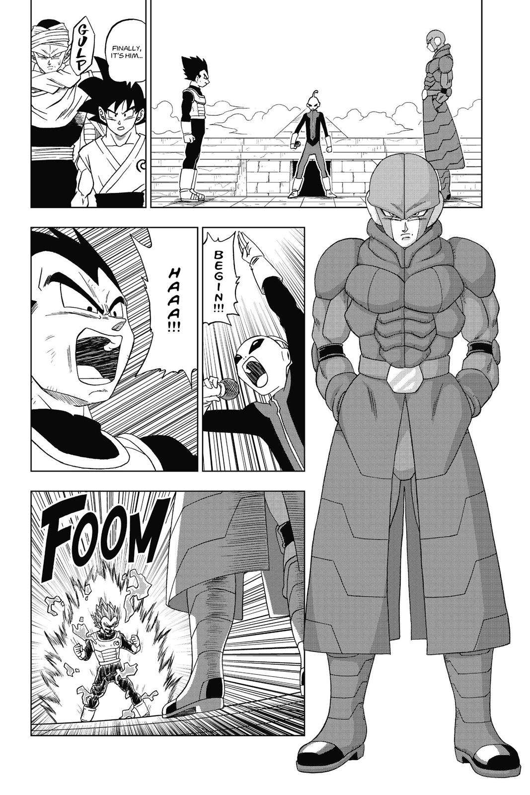 Dragon Ball Super Chapter 12 Page 18