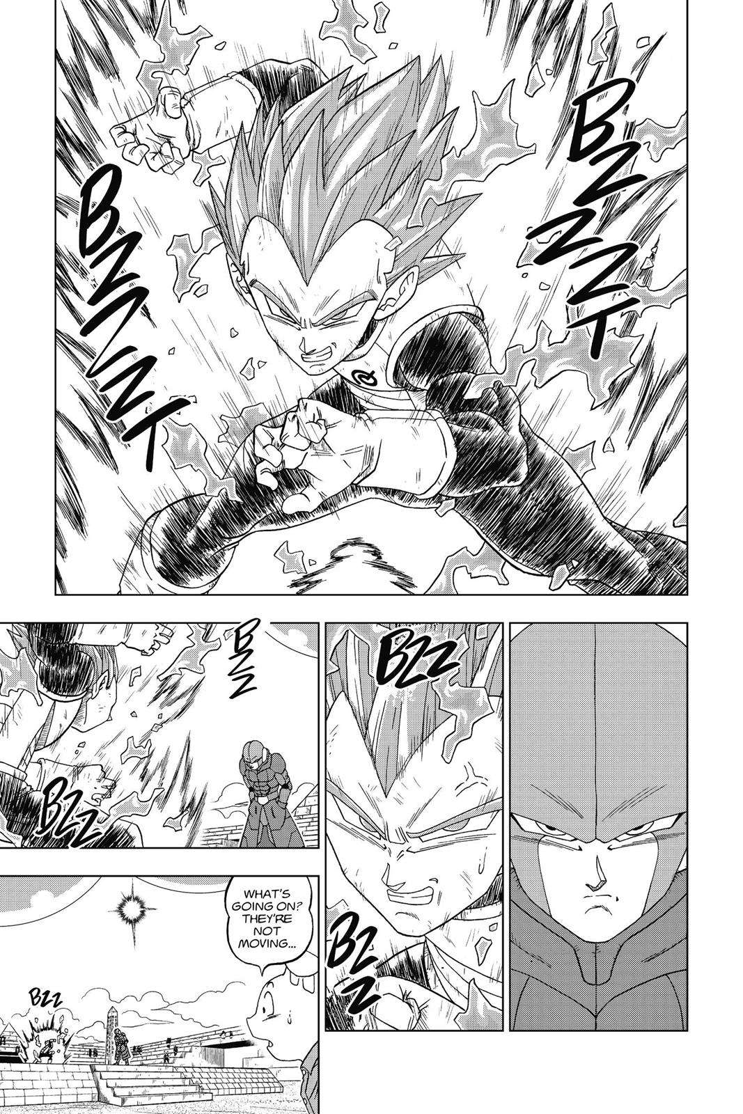 Dragon Ball Super Chapter 12 Page 19