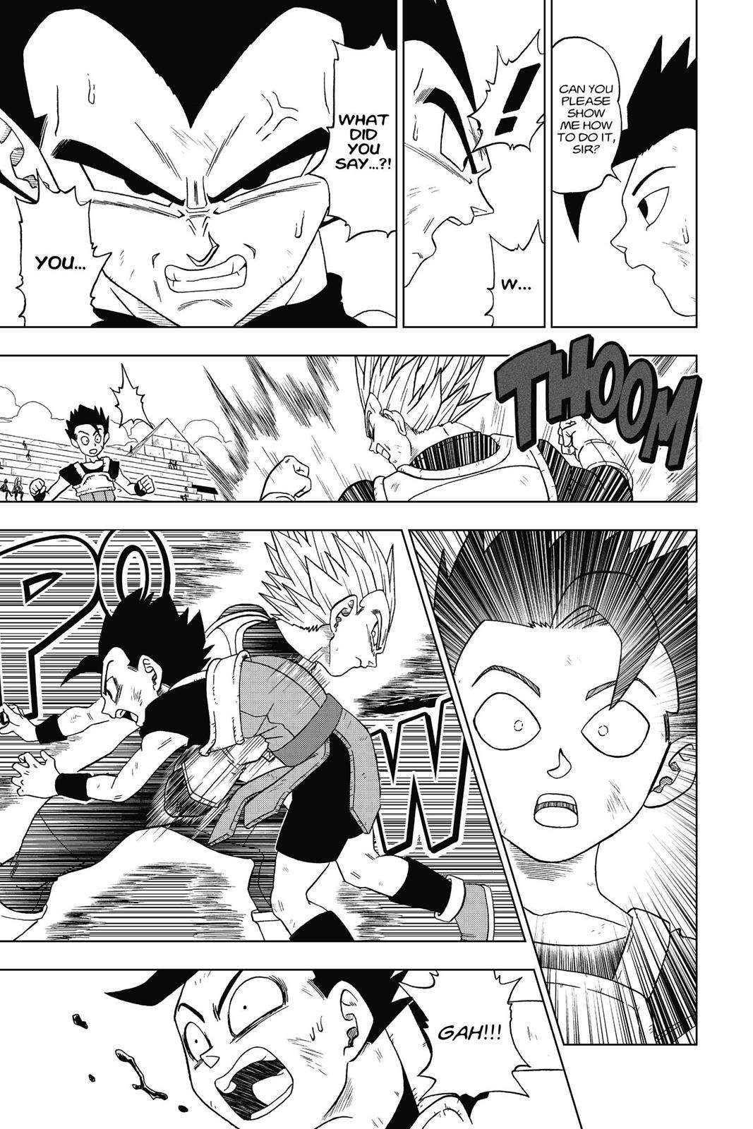 Dragon Ball Super Chapter 12 Page 7