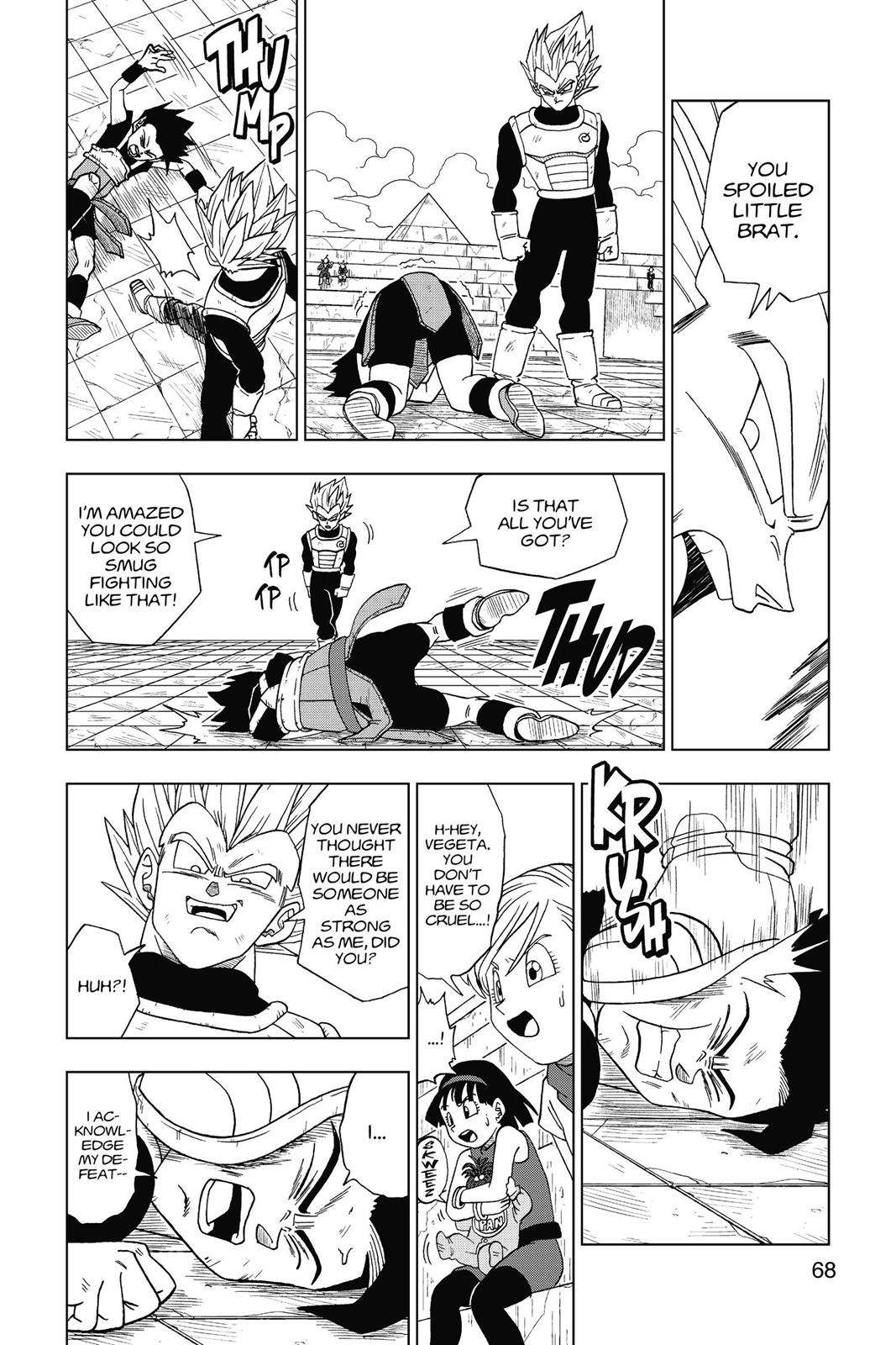 Dragon Ball Super Chapter 12 Page 8