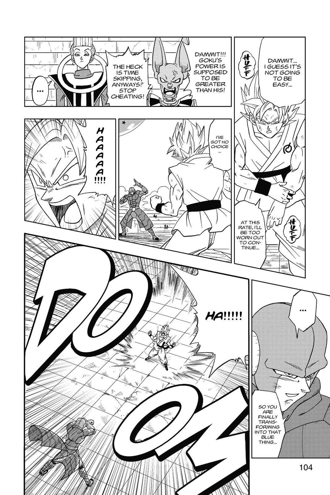 Dragon Ball Super Chapter 13 Page 12