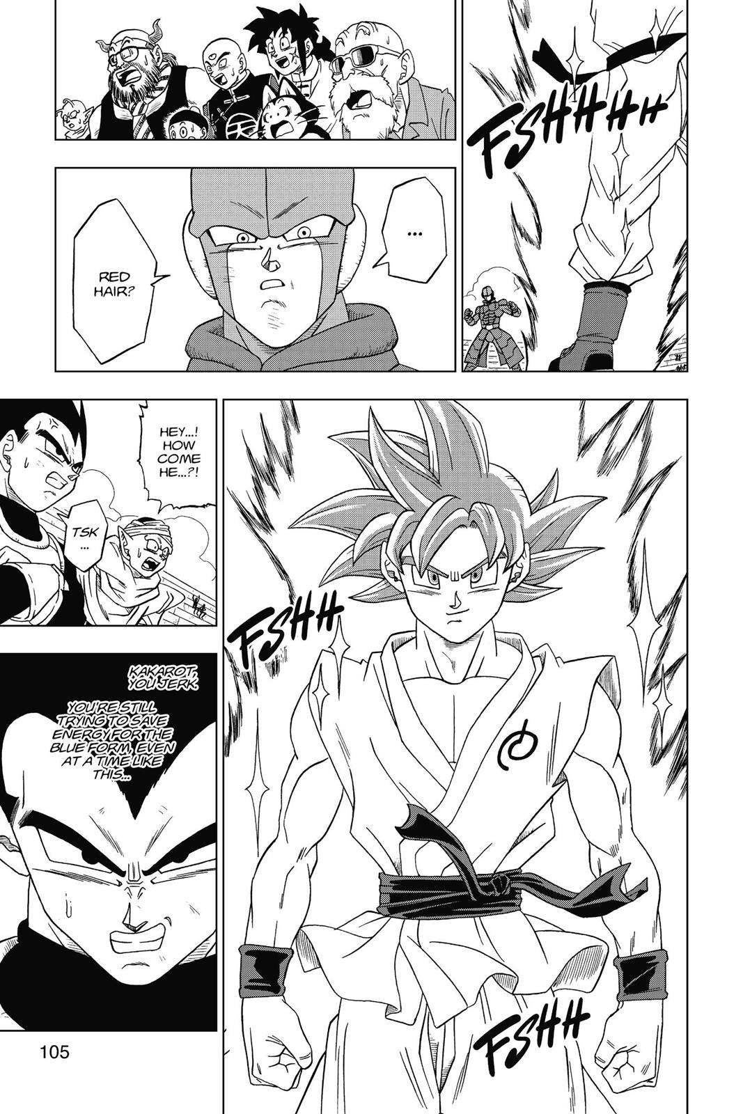 Dragon Ball Super Chapter 13 Page 13