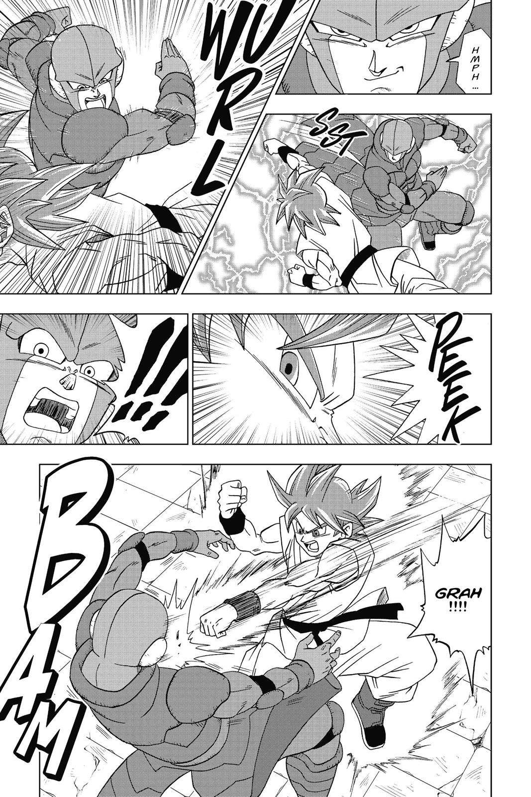 Dragon Ball Super Chapter 13 Page 15