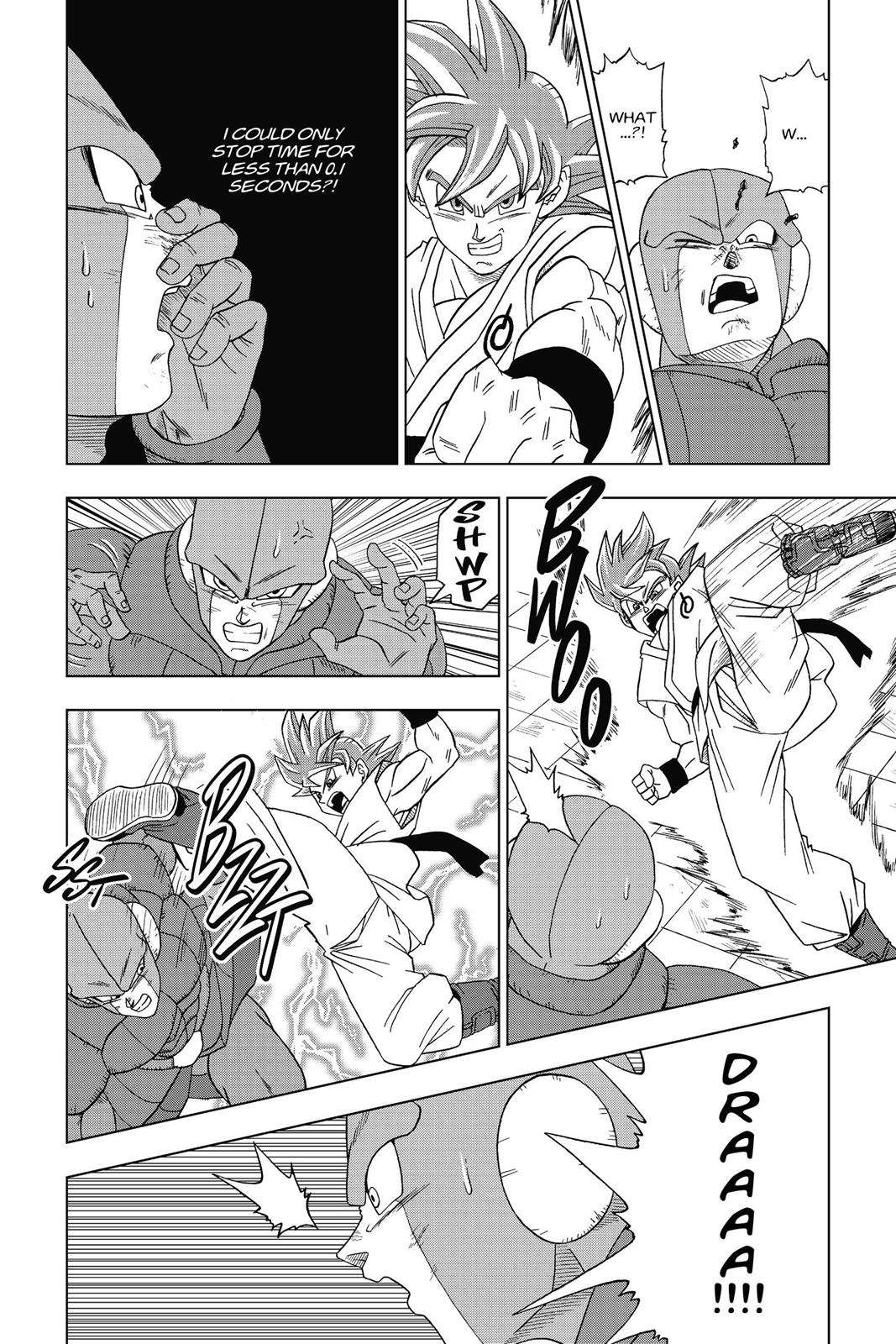 Dragon Ball Super Chapter 13 Page 16