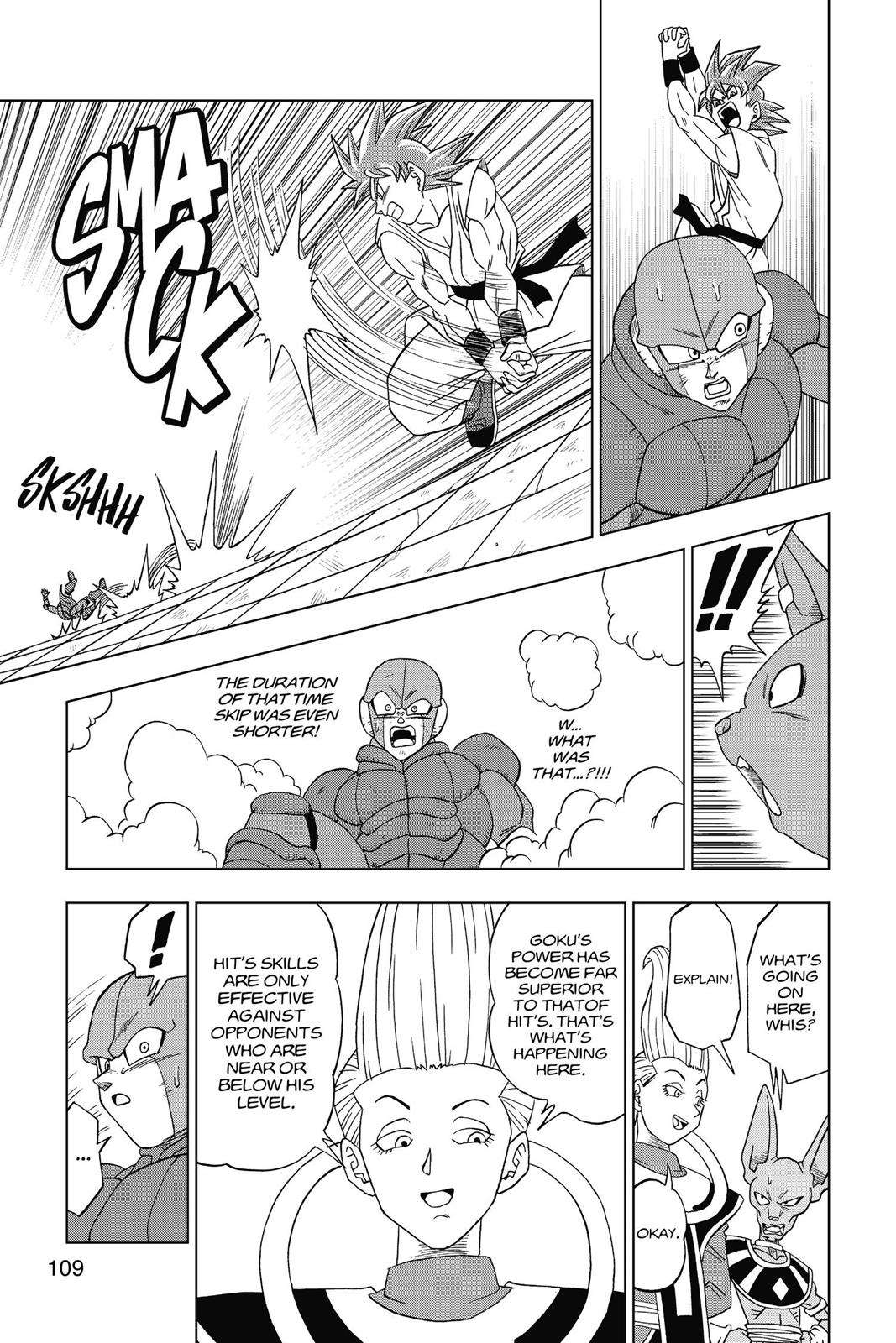 Dragon Ball Super Chapter 13 Page 17