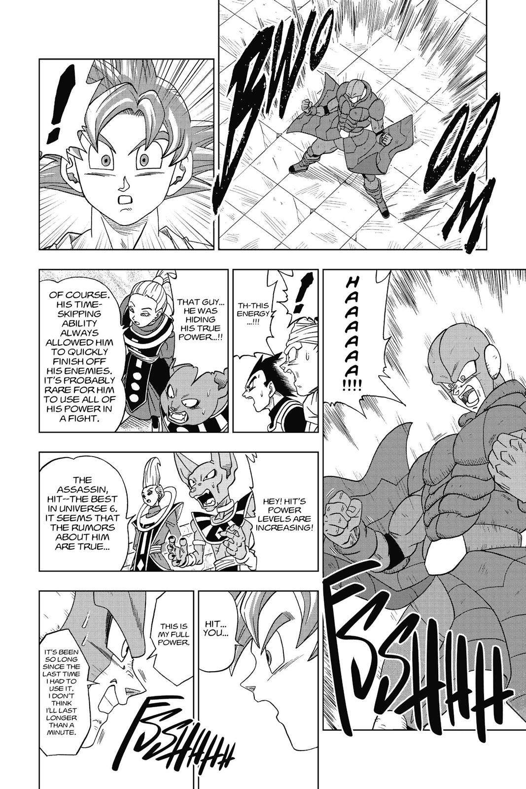 Dragon Ball Super Chapter 13 Page 20