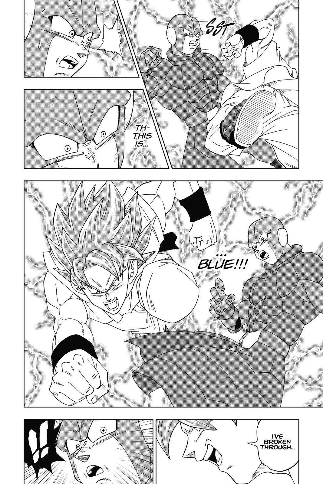 Dragon Ball Super Chapter 13 Page 23