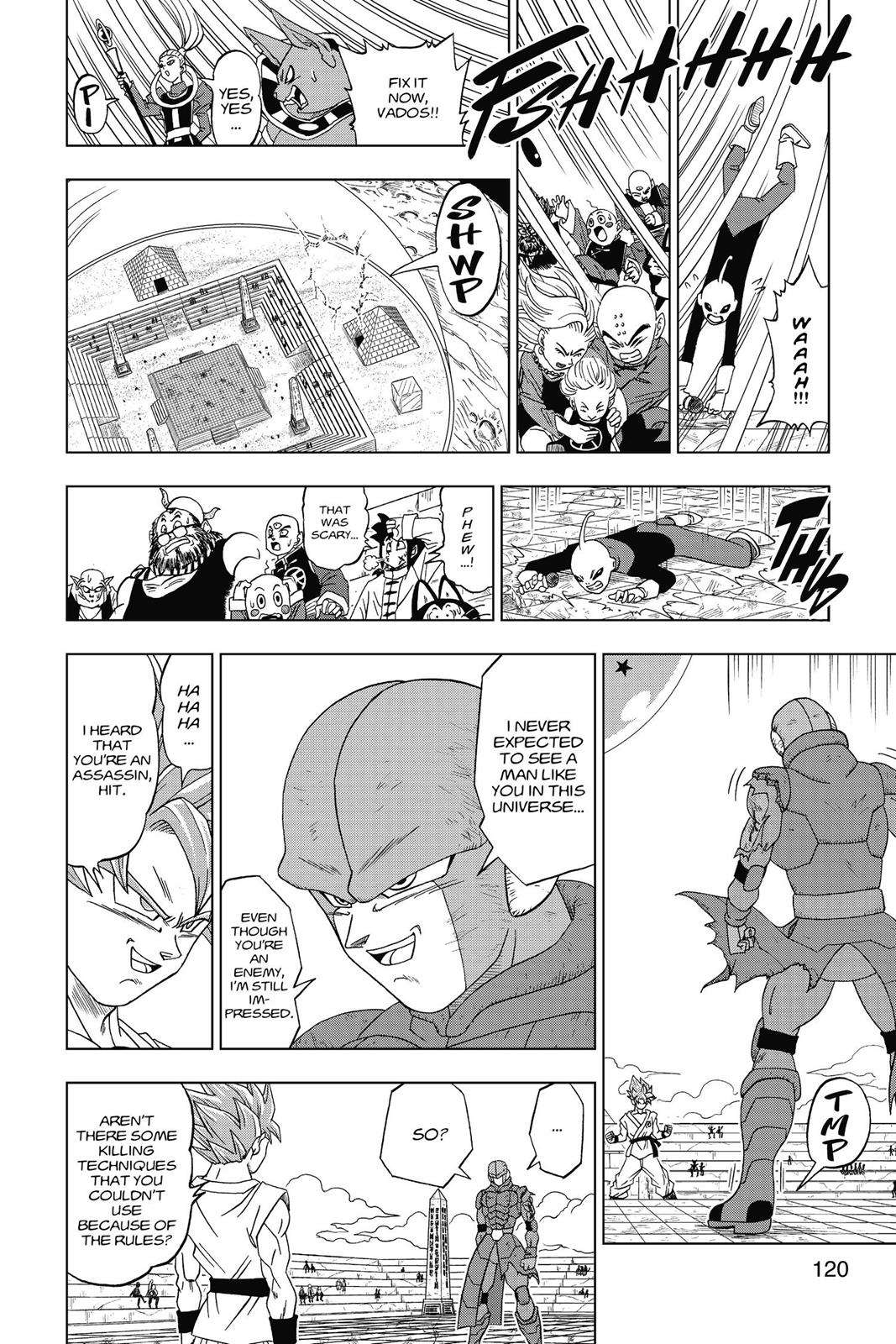 Dragon Ball Super Chapter 13 Page 27