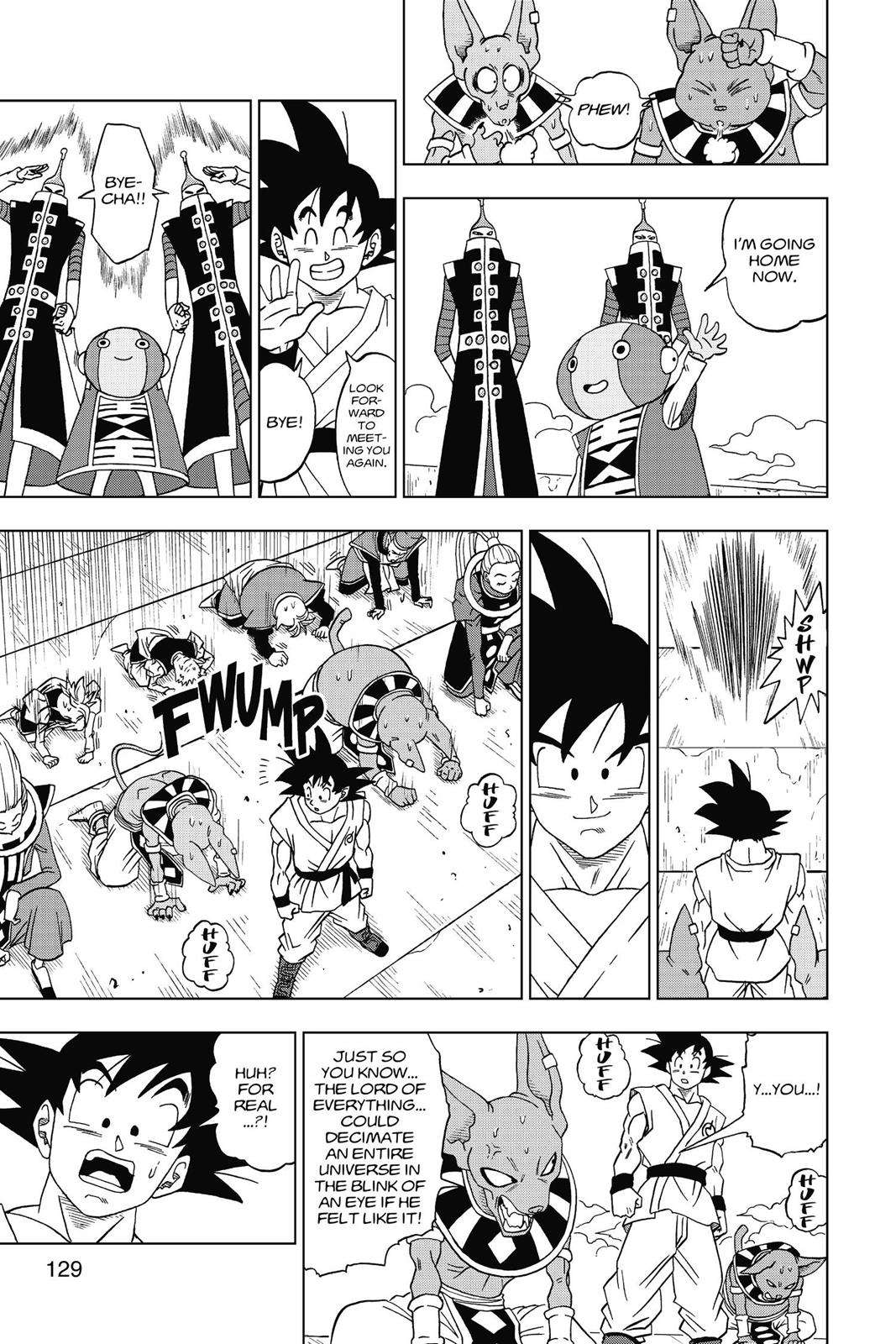 Dragon Ball Super Chapter 13 Page 36