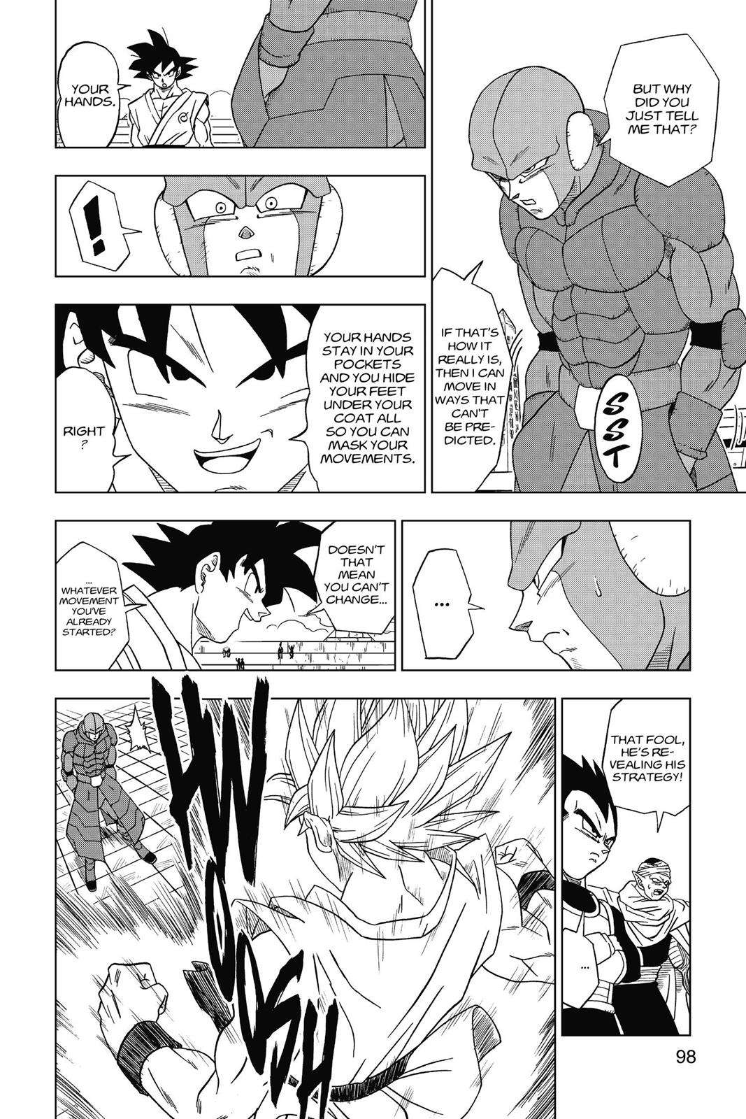 Dragon Ball Super Chapter 13 Page 6