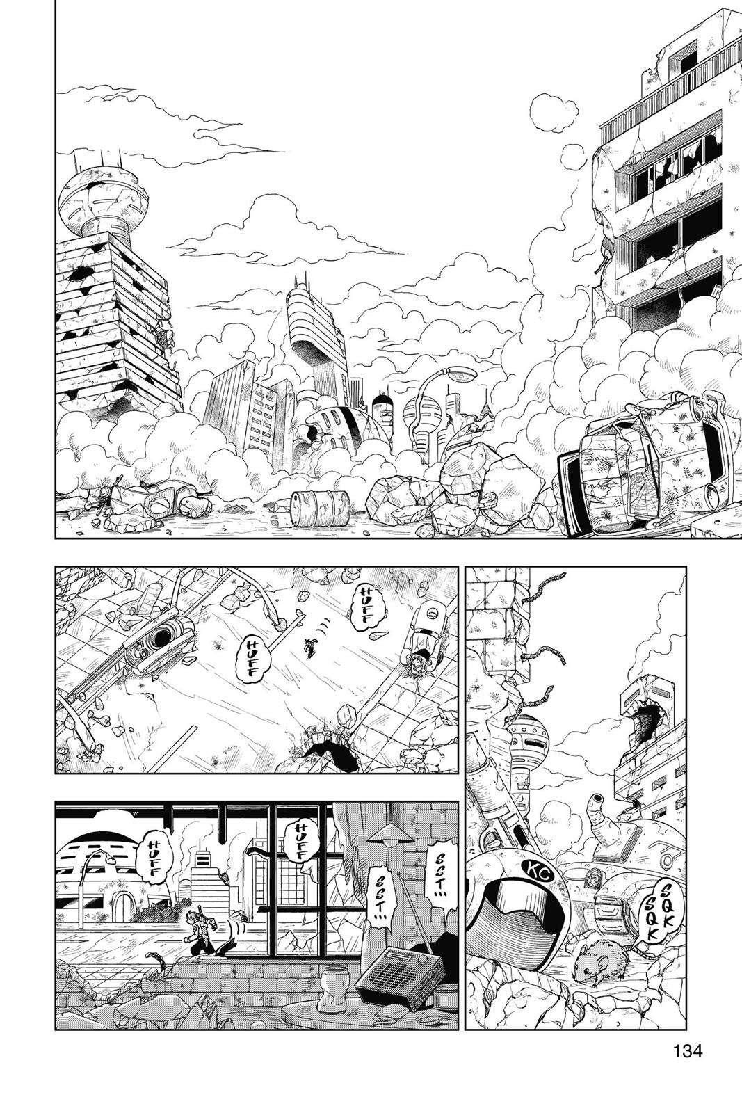 Dragon Ball Super Chapter 14 Page 2