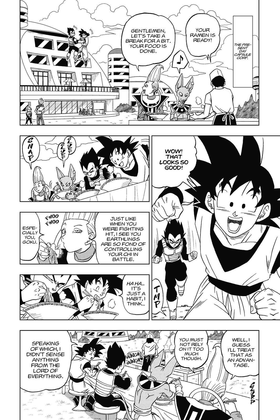 Dragon Ball Super Chapter 14 Page 24