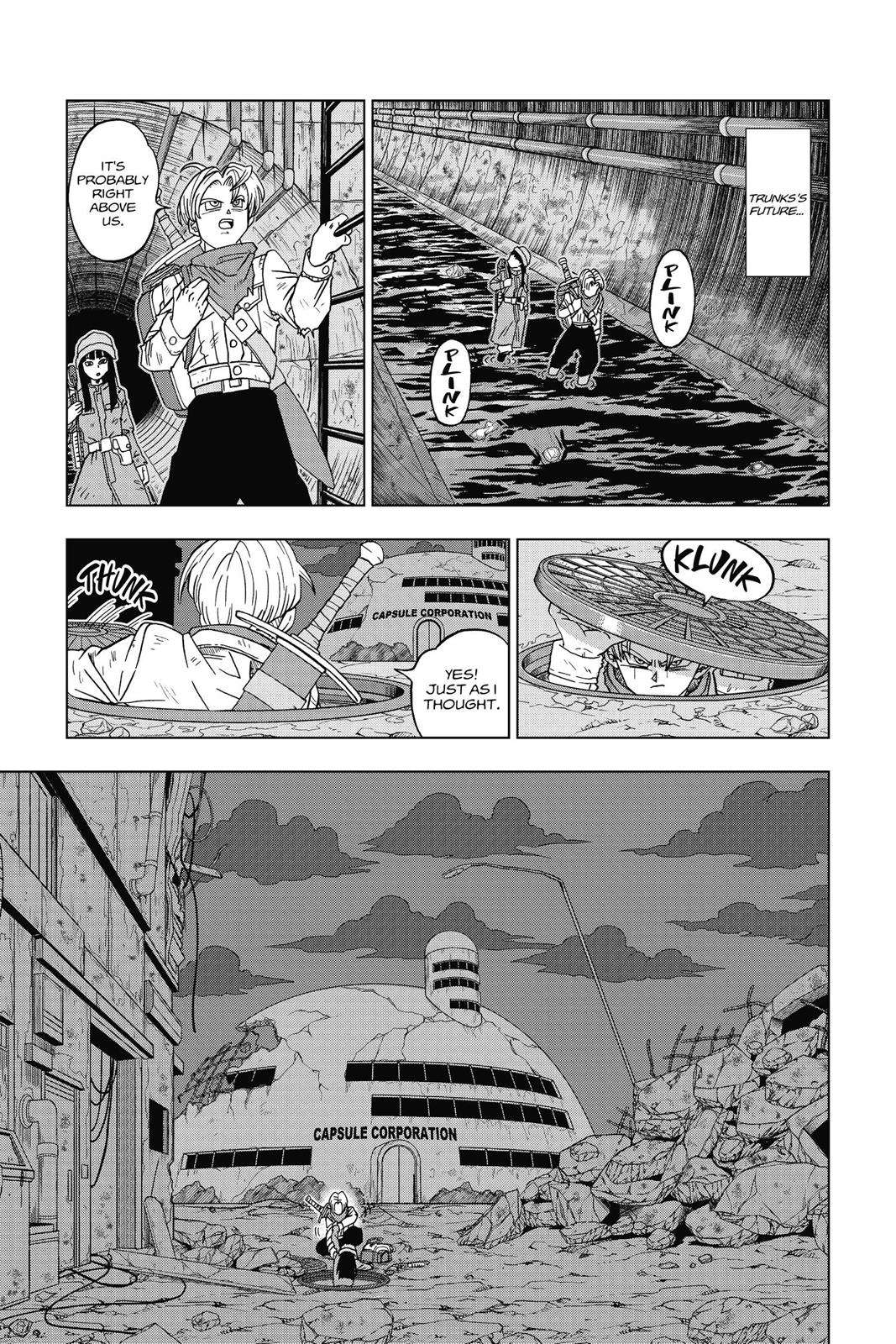 Dragon Ball Super Chapter 14 Page 27