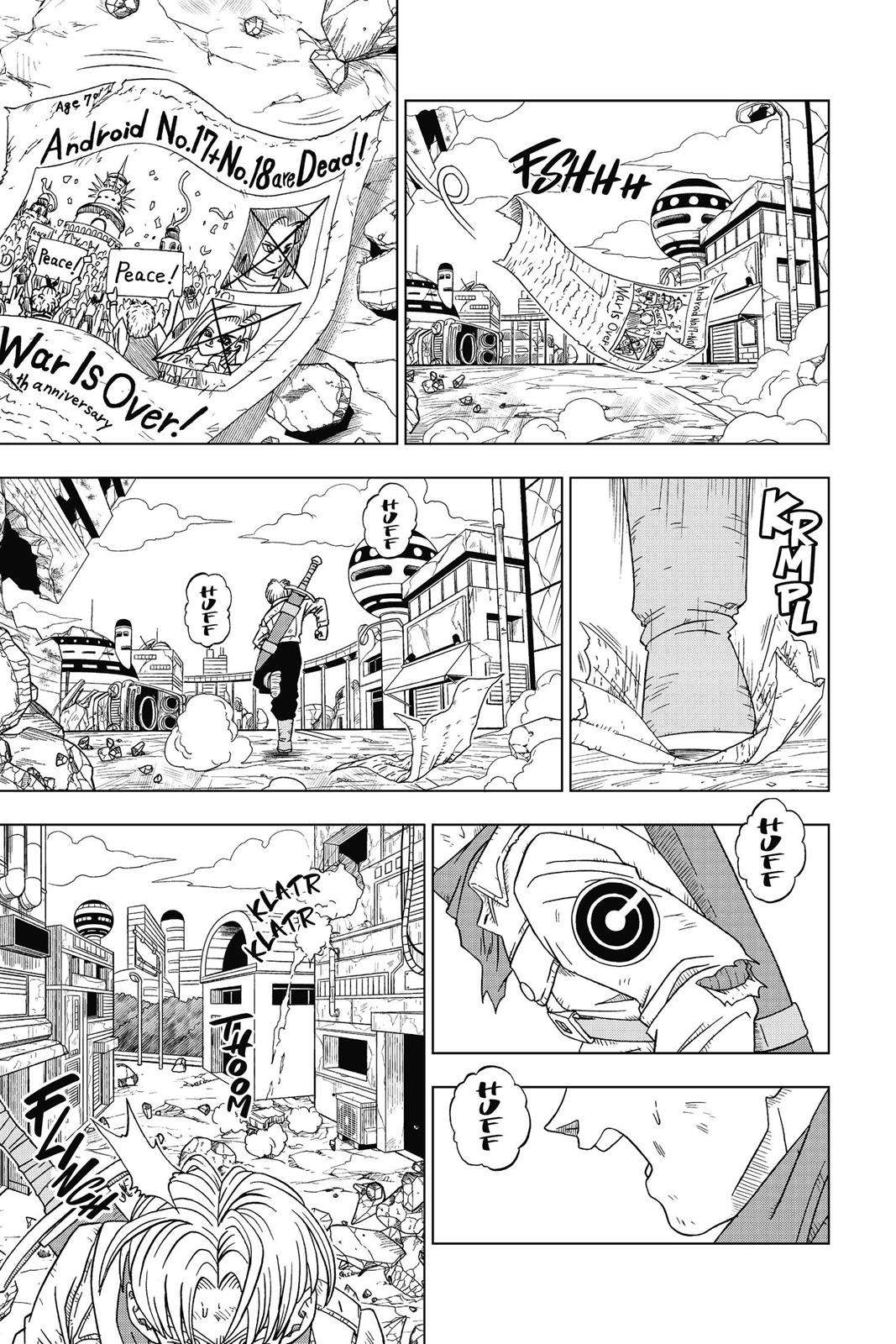 Dragon Ball Super Chapter 14 Page 3
