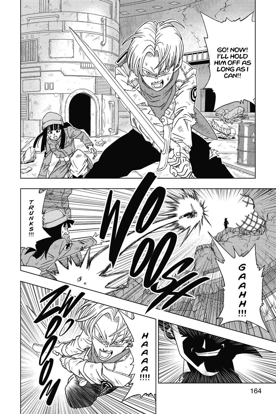 Dragon Ball Super Chapter 14 Page 32