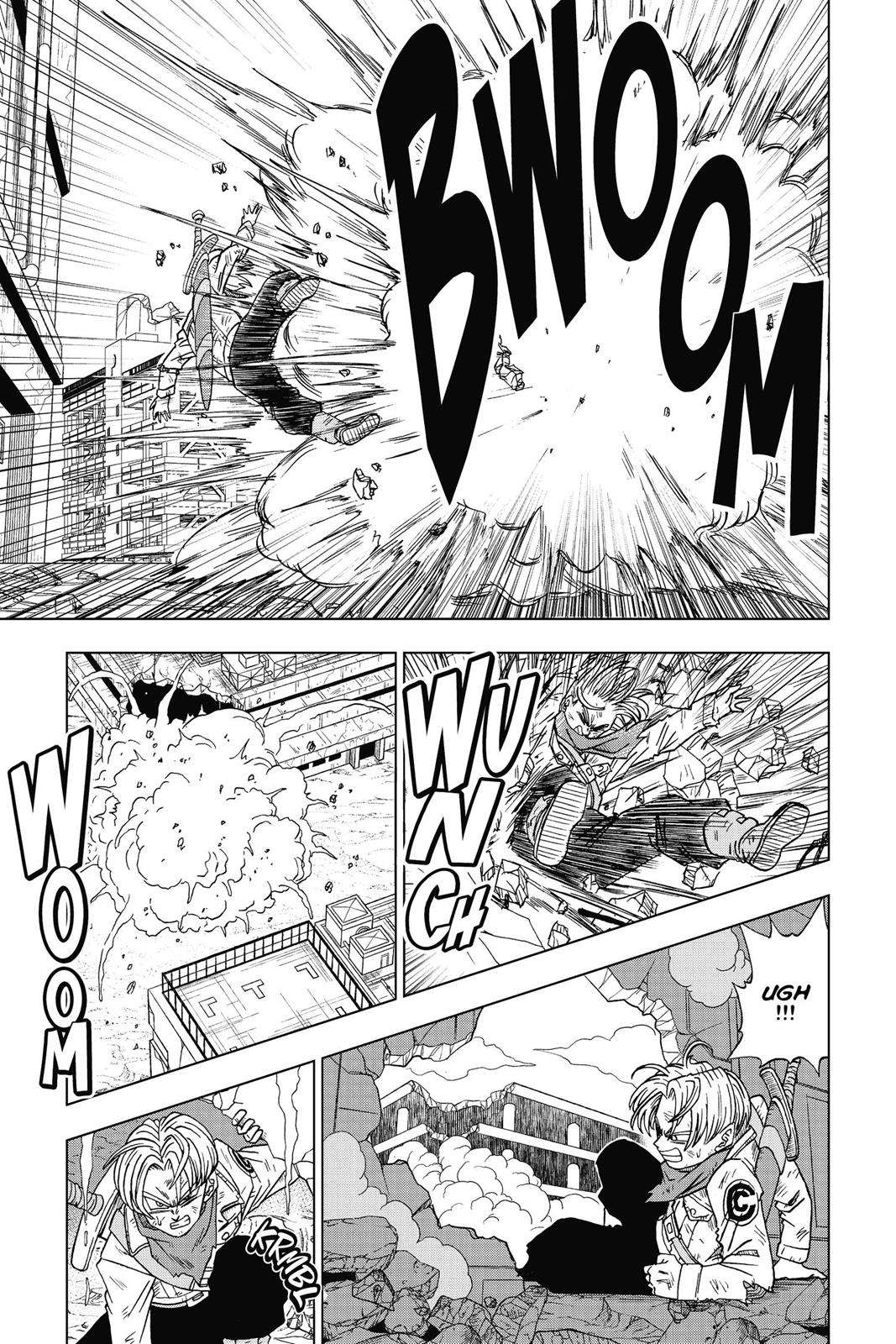 Dragon Ball Super Chapter 14 Page 5