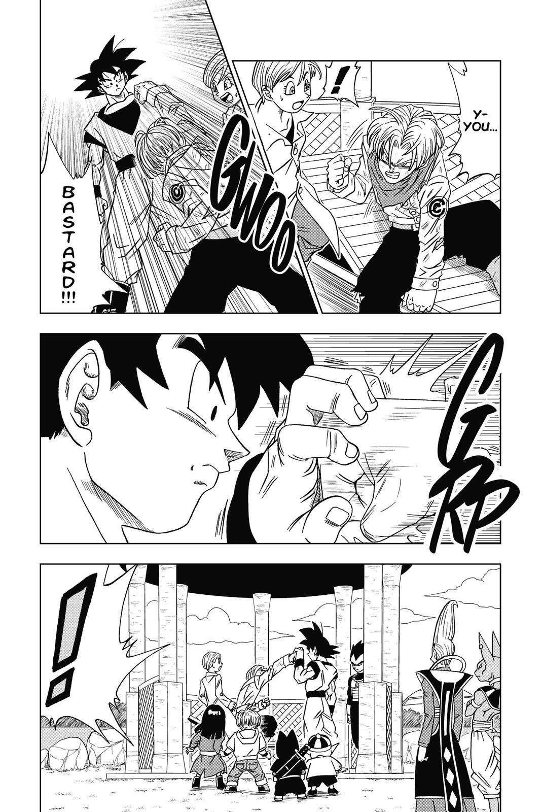 Dragon Ball Super Chapter 15 Page 22