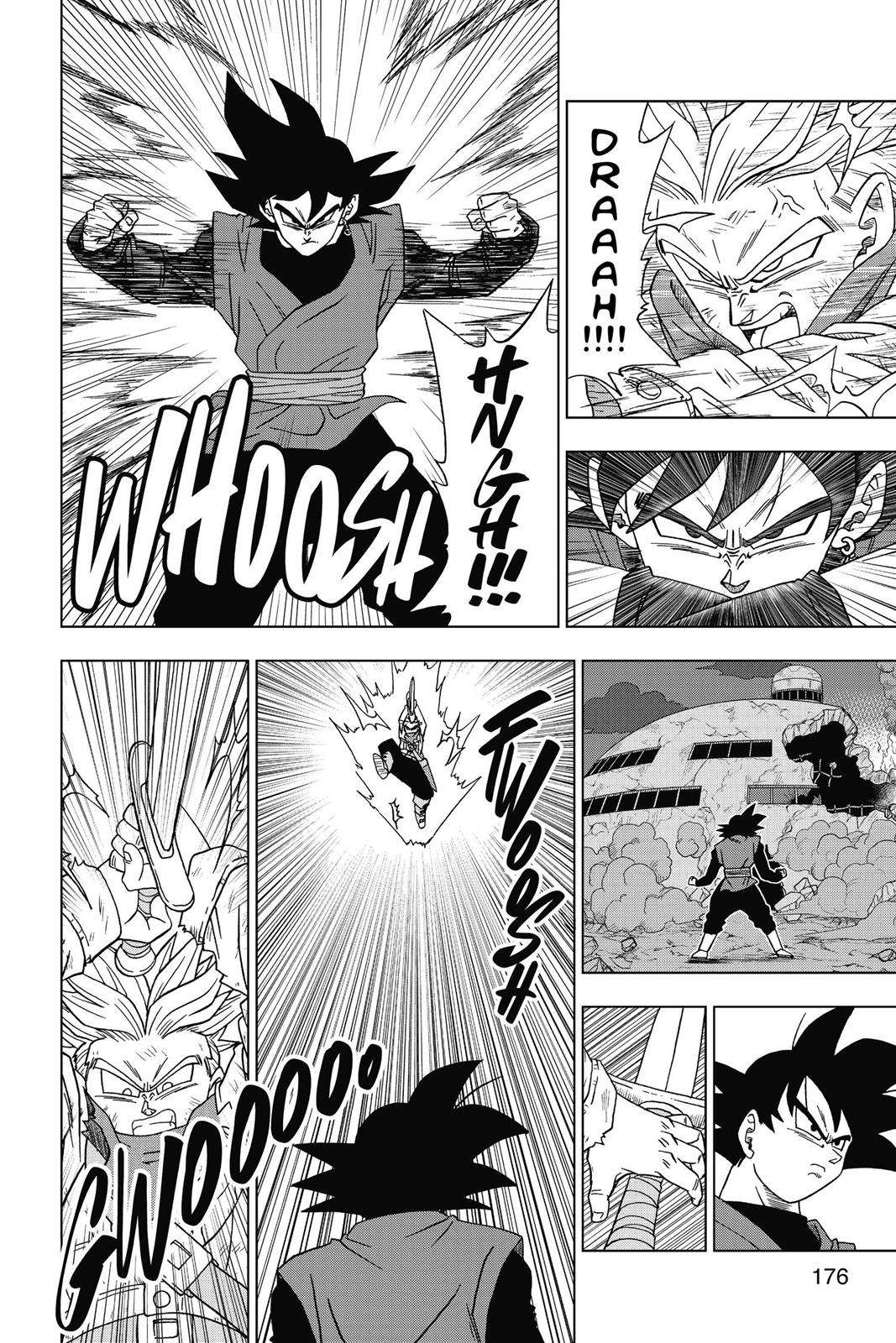 Dragon Ball Super Chapter 15 Page 4