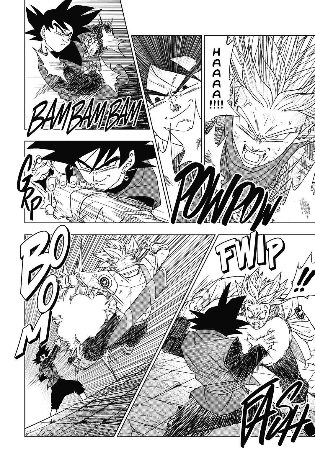 Dragon Ball Super Chapter 15 Page 6